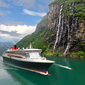 Europe Without Flying Official Cunard Line Commodore Cruise - Round trip transatlantic cruise