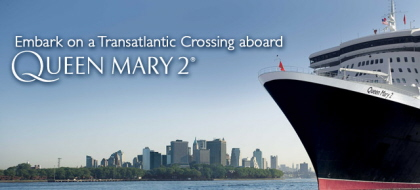 Transatlantic Crossings Official Cunard Line Commodore